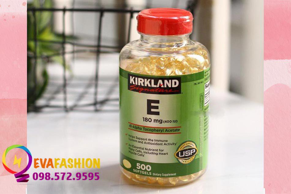 Những ai có thể sử dụng viên uống Vitamin E Kirkland