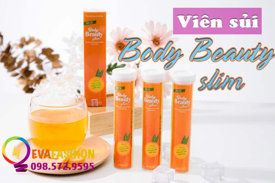 Viên sủi giảm cân Body Beauty Slim
