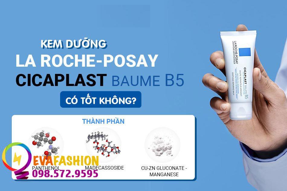Kem dưỡng La Roche - Posay Cicaplast Baume B5