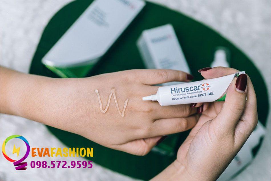 Hình ảnh chất gel trị mụn Hiruscar Anti-Acne Spot