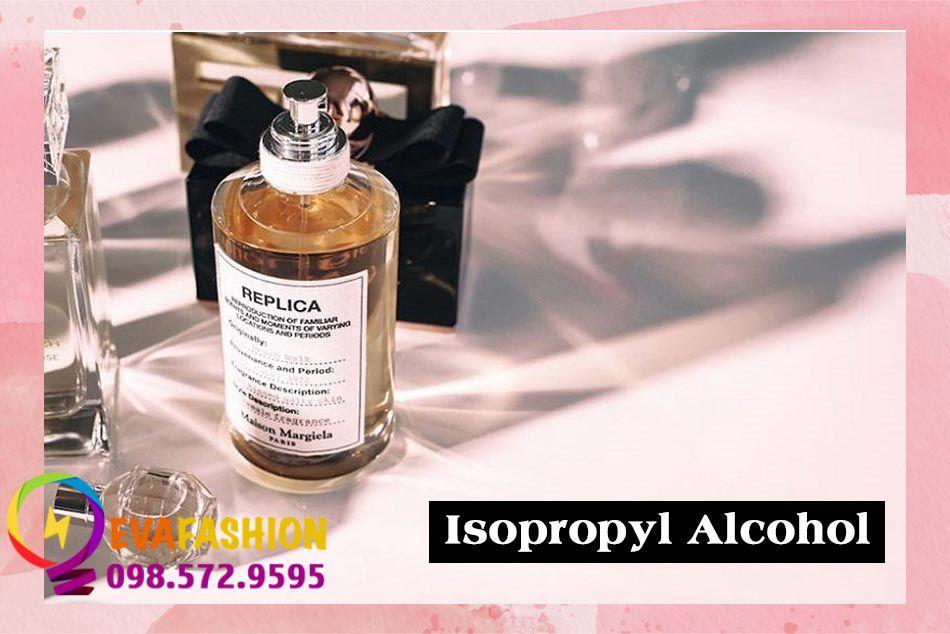 Tác dụng của Isopropyl Alcohol trong mỹ phẩm