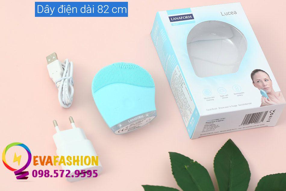 Máy rửa mặt Lanaform Lucea