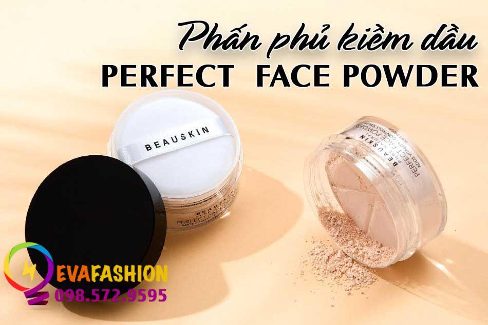 Phấn phủ kiềm dầu Perfect Face Powder