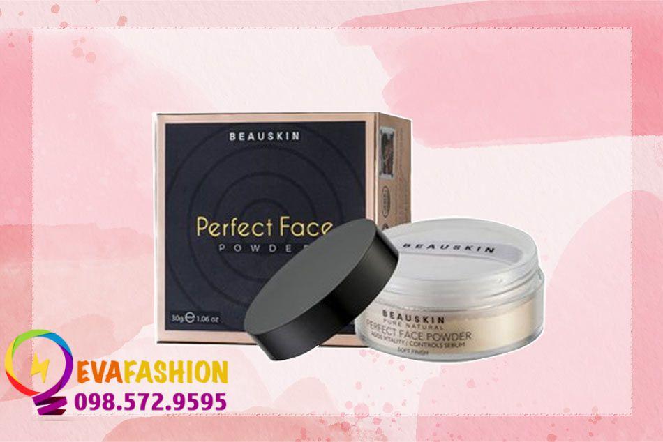Đánh giá thiết kế sản phẩm Beauskin Perfect Face Powder