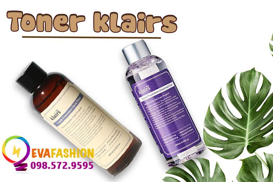 Toner Klairs có công dụng gì?