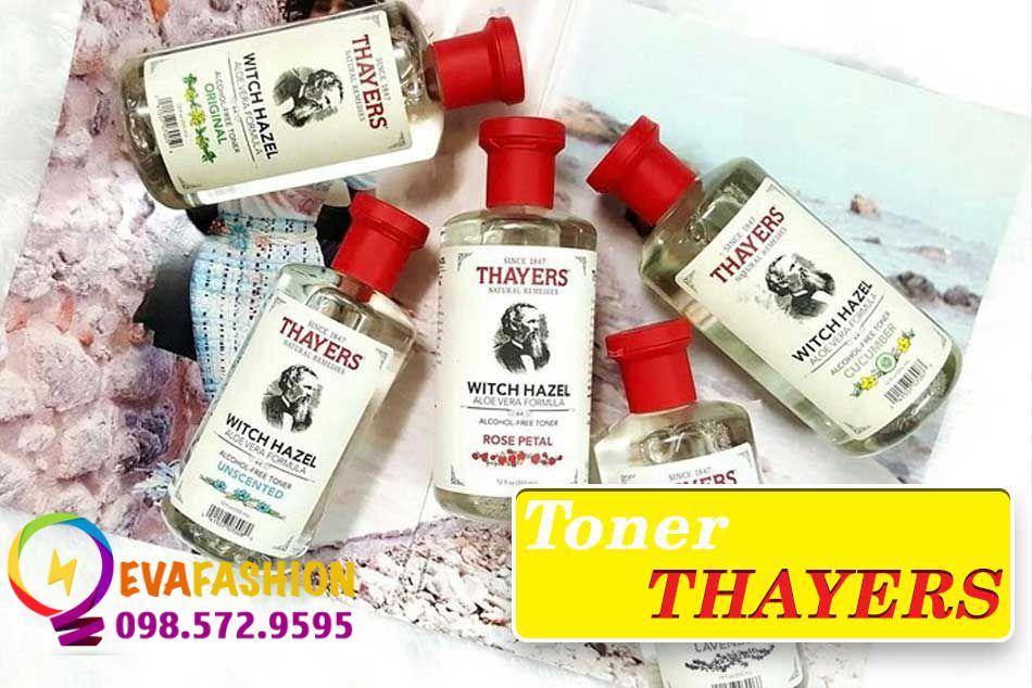 Toner Thayers là gì?