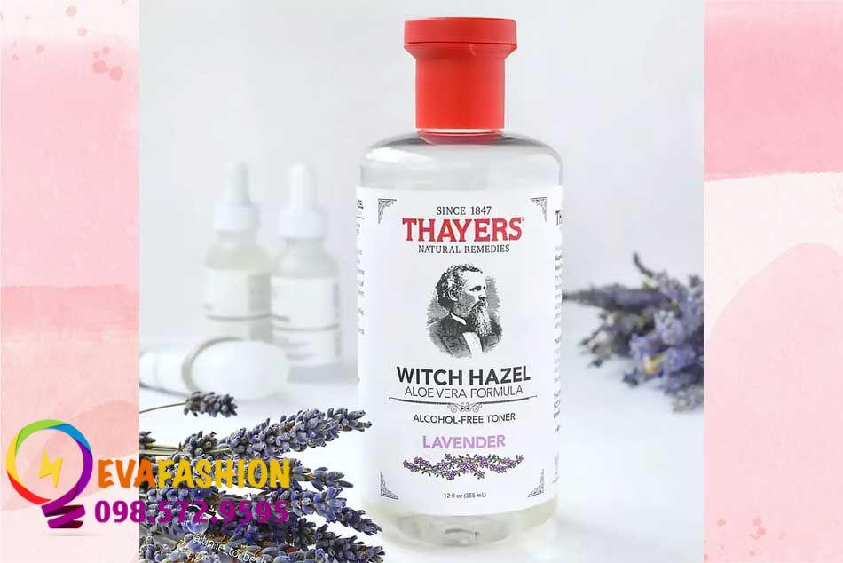 Toner Thayers Lavender cho da dầu mụn
