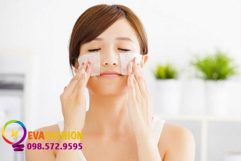 Dùng bông tẩy trang thay thế cho khăn mặt, Mask lotion