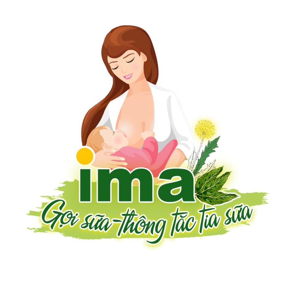 Cao trà gọi sữa IMA - Thông tắc tia sữa IMA được nhiều chuyên gia đánh giá cao