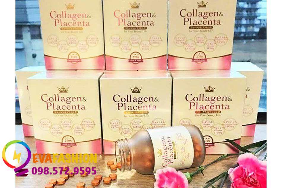 Viên uống Collagen Placenta có tốt không?