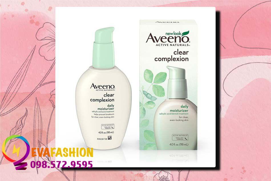 Aveeno Clear Complexion giúp dưỡng ẩm hàng ngày