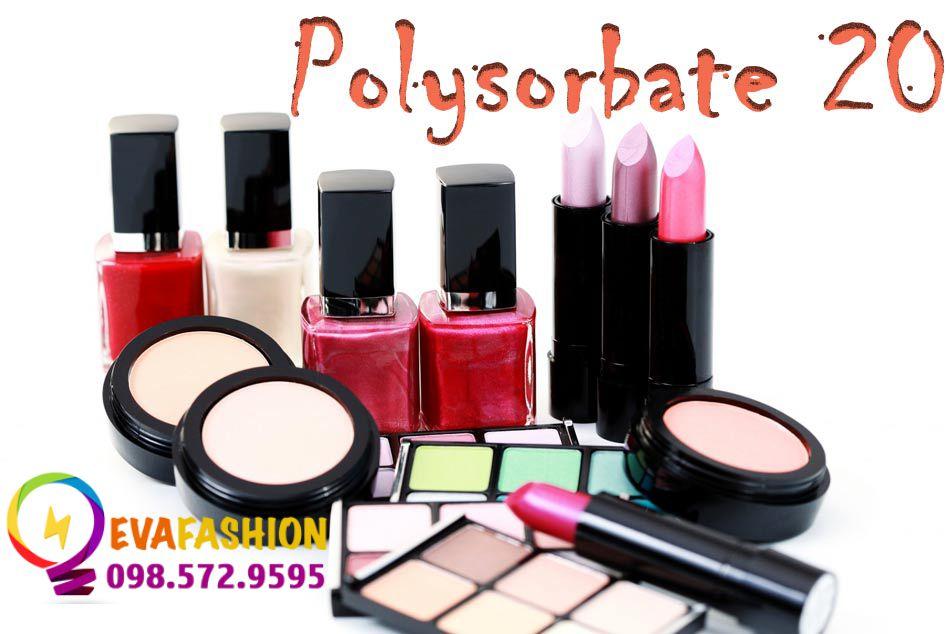 Polysorbate 20 là gì?