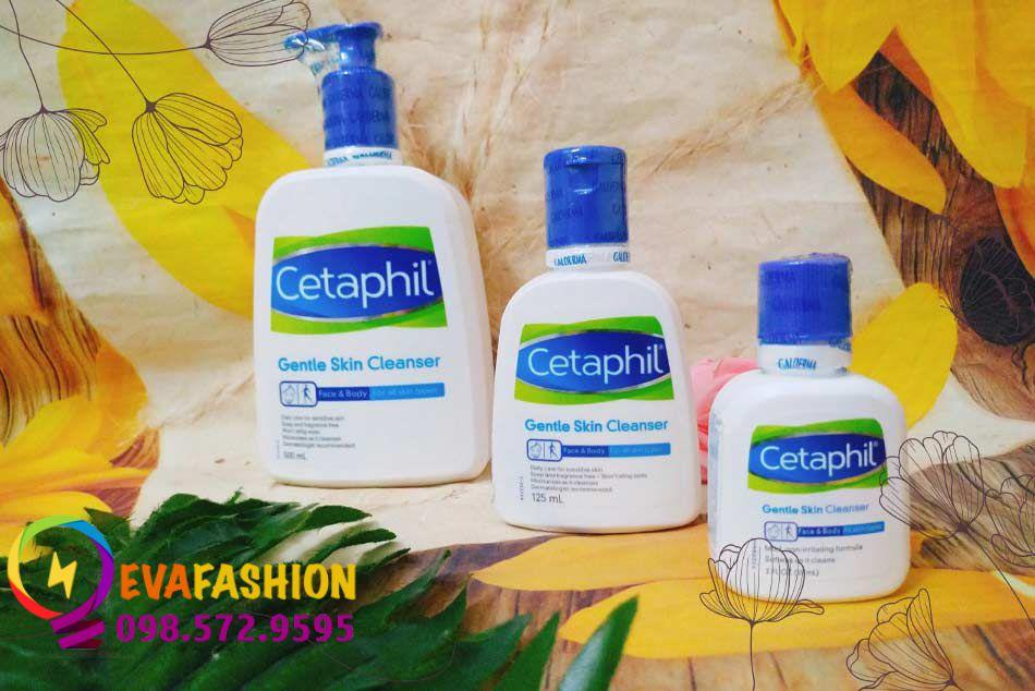 Sữa rửa mặt Cetaphil Gentle Skin Cleanser chứa Acid Salicylic