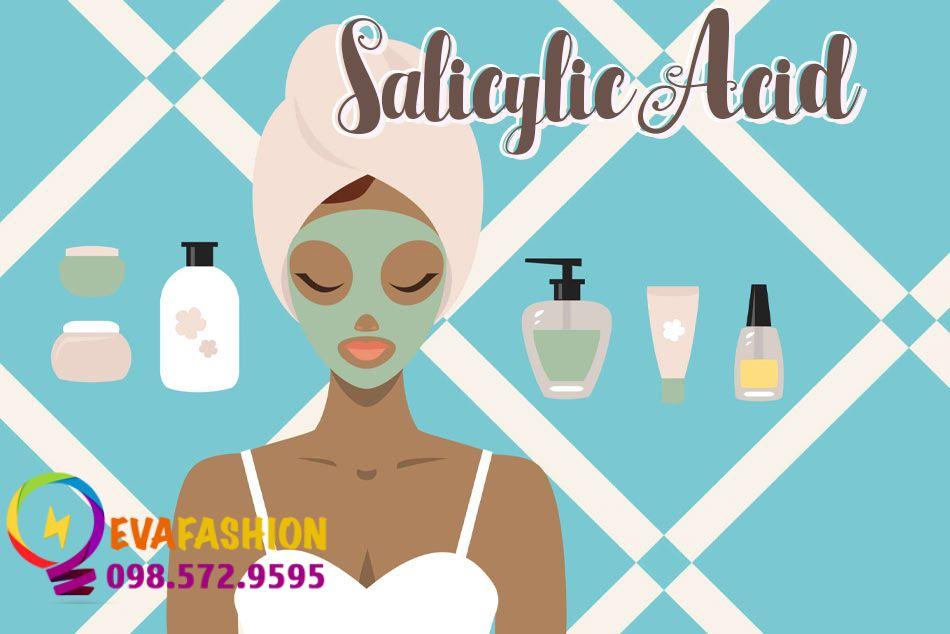 Salicylic Acid (BHA) trong mỹ phẩm là gì? Tác dụng, cách dùng hiệu quả