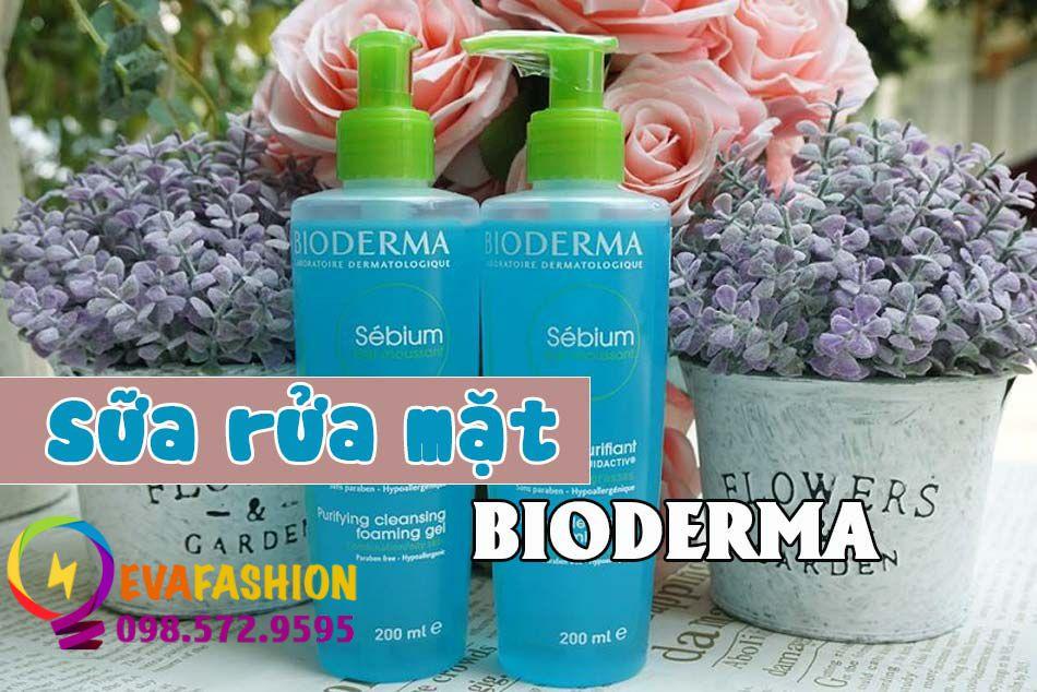 Sữa rửa mặt bioderma có tốt không