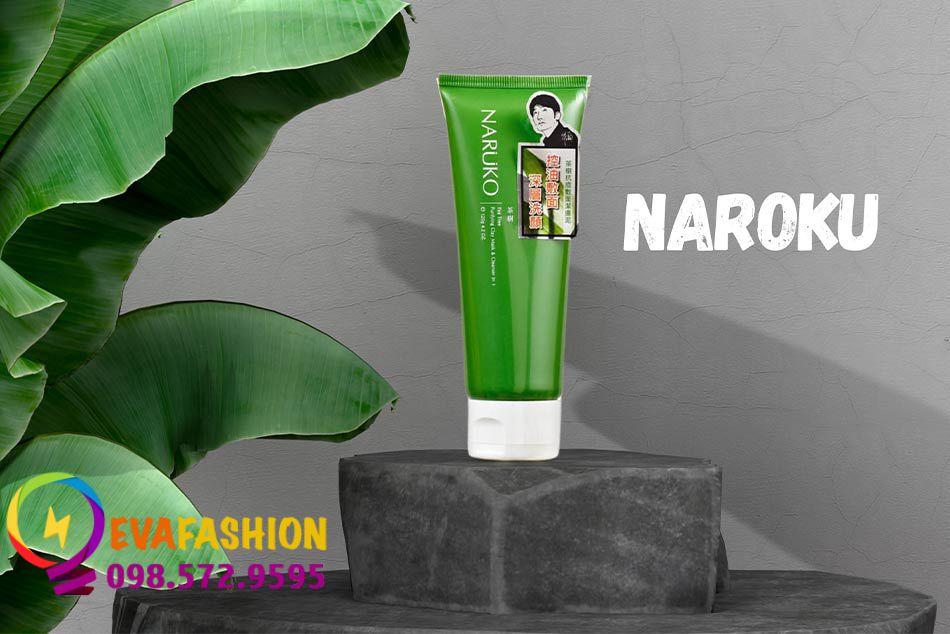 Sữa rửa mặt Naruko có công dụng gì?