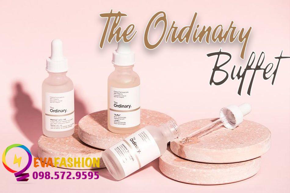 Serum The Ordinary Buffet