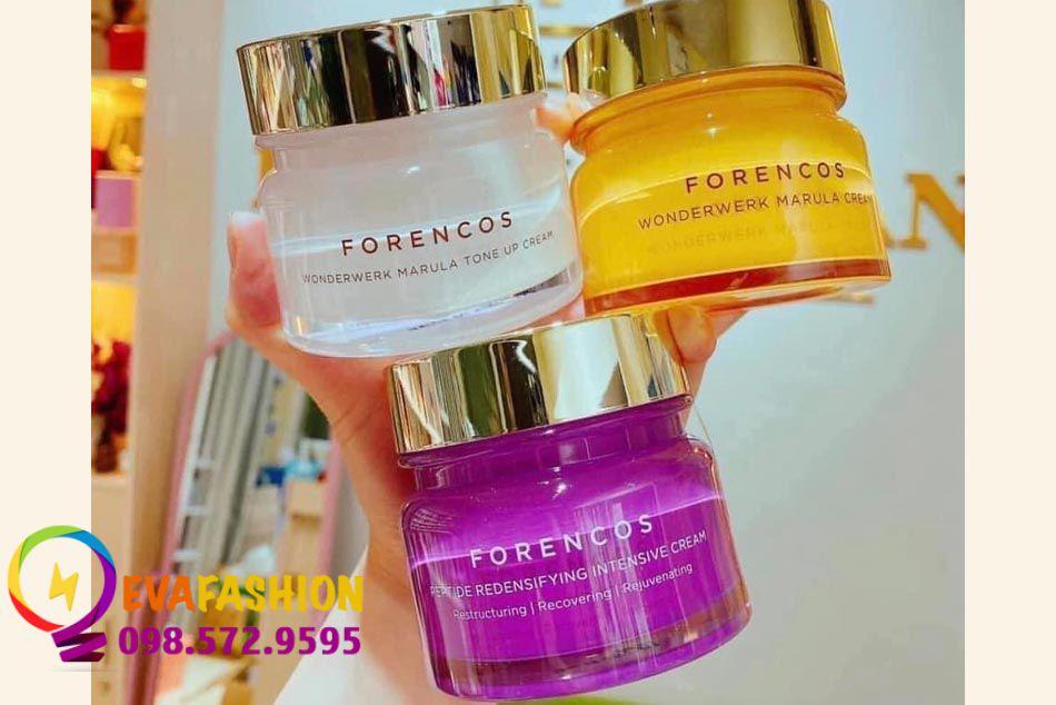 Có nên sử dụng Kem dưỡng da Forencos không?