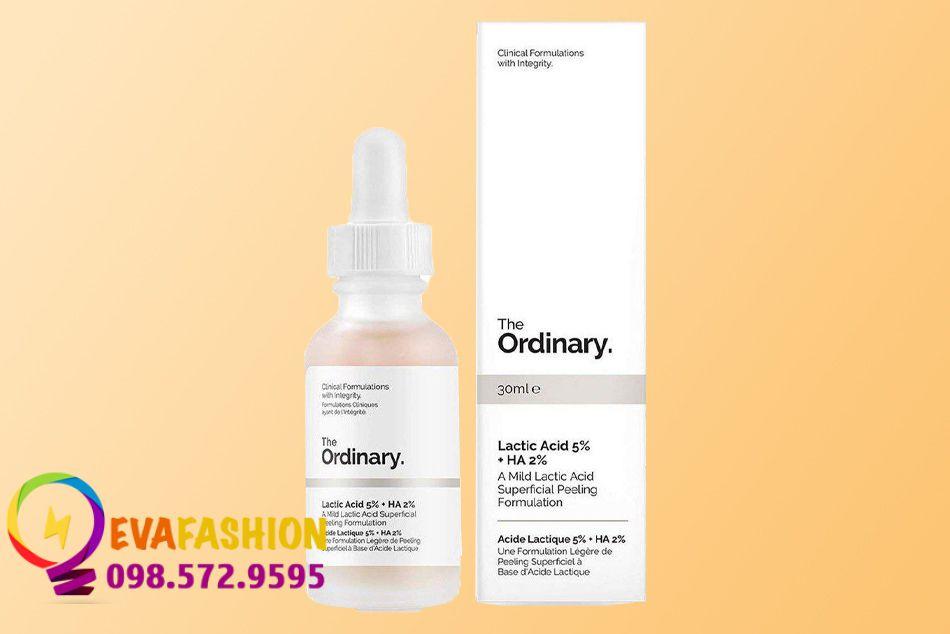 The Ordinary Lactic Acid 5% + HA serum